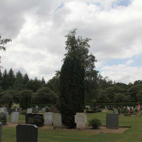 Begraafplaats-Heidehof-Ugchelen